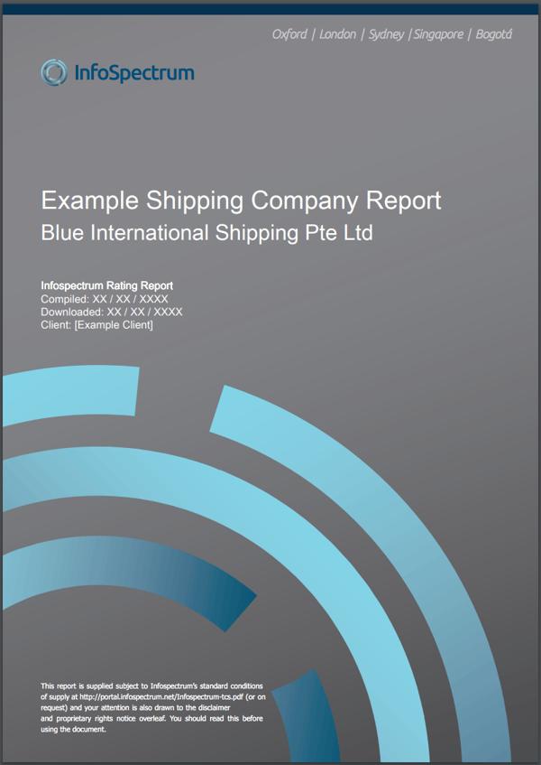 Infospectrum Sample Report